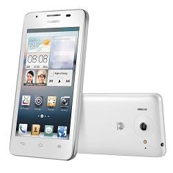 Usuñ simlocka kodem z telefonu Huawei G510