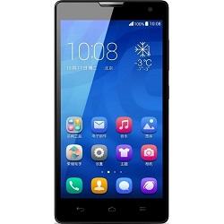 Usuñ simlocka kodem z telefonu Huawei Honor 3C TD-LTE