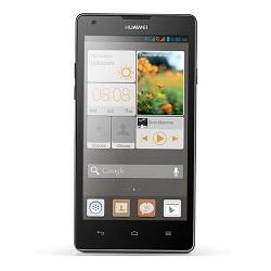 Usuñ simlocka kodem z telefonu Huawei Ascend G700