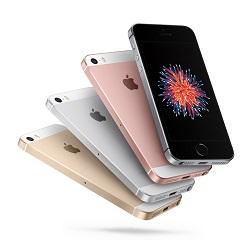 Usuñ simlocka kodem z telefonu iPhone SE