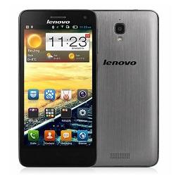 Usuñ simlocka kodem z telefonu Lenovo S660