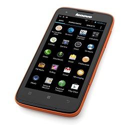 Usuñ simlocka kodem z telefonu Lenovo S750