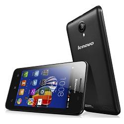 Usuñ simlocka kodem z telefonu Lenovo A319