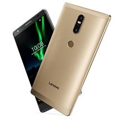Usuñ simlocka kodem z telefonu Lenovo Phab2 Plus