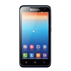Usuñ simlocka kodem z telefonu Lenovo A526