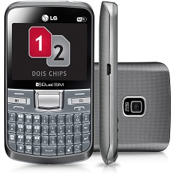 Usuñ simlocka kodem z telefonu LG C199