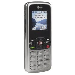 Usuñ simlocka kodem z telefonu LG 100C