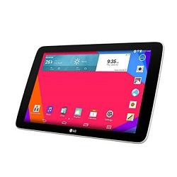 Usuñ simlocka kodem z telefonu LG G Pad 10.1