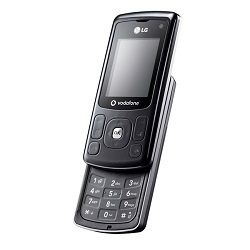 Usuñ simlocka kodem z telefonu LG KU380