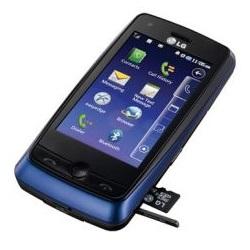 Jak zdj±æ simlocka z telefonu LG MN510 Banter Touch