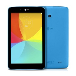 Usuñ simlocka kodem z telefonu LG G Pad 7.0 LTE