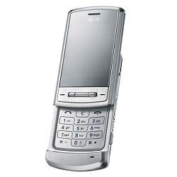 Usuñ simlocka kodem z telefonu LG U970