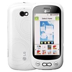Usuñ simlocka kodem z telefonu LG GT350 Town