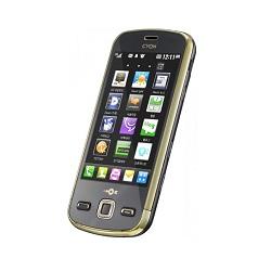 Usuñ simlocka kodem z telefonu LG LU9400 Maxx
