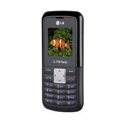Usuñ simlocka kodem z telefonu LG KP106 Ruby