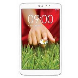 Usuñ simlocka kodem z telefonu LG G Pad 8.3