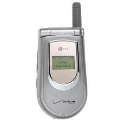 Usuñ simlocka kodem z telefonu LG VX4500