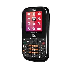 Usuñ simlocka kodem z telefonu LG 200