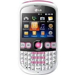 Usuñ simlocka kodem z telefonu LG C305