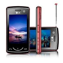 Usuñ simlocka kodem z telefonu LG KB775