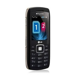 Usuñ simlocka kodem z telefonu LG gx300