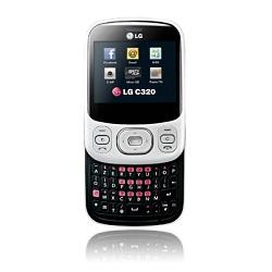 Usuñ simlocka kodem z telefonu LG C320 InTouch Lady