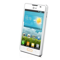 Usuñ simlocka kodem z telefonu LG E440