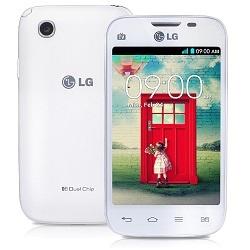 Usuñ simlocka kodem z telefonu LG L40 Dual D170