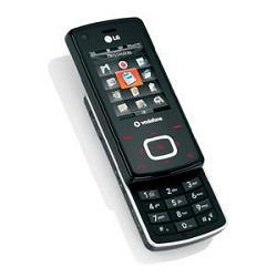 Usuñ simlocka kodem z telefonu LG KU800