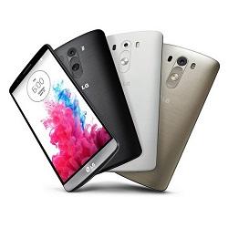 Usuñ simlocka kodem z telefonu LG G3 LTE-A