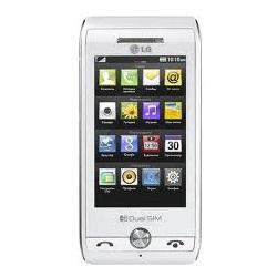 Usuñ simlocka kodem z telefonu LG GX500