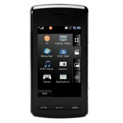 Usuñ simlocka kodem z telefonu LG TU915 Vu