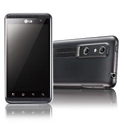 Usuñ simlocka kodem z telefonu LG Swift 3D