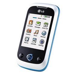 Usuñ simlocka kodem z telefonu LG C330