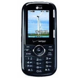 Usuñ simlocka kodem z telefonu LG VN250 Cosmos