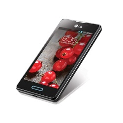 Usuñ simlocka kodem z telefonu LG E450