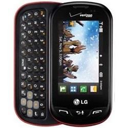 Usuñ simlocka kodem z telefonu LG VN271 Cosmos Touch