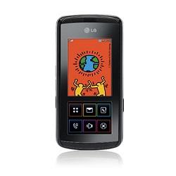 Usuñ simlocka kodem z telefonu LG KF600C