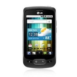 Usuñ simlocka kodem z telefonu LG Optimus One