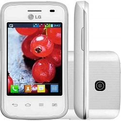 Usuñ simlocka kodem z telefonu LG E475