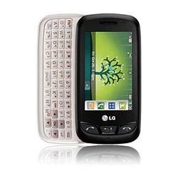 Usuñ simlocka kodem z telefonu LG Cosmos Touch