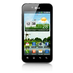 Usuñ simlocka kodem z telefonu LG Optimus Black