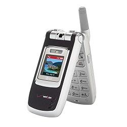 Usuñ simlocka kodem z telefonu LG VX7000