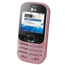 Usuñ simlocka kodem z telefonu LG C360