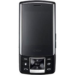Usuñ simlocka kodem z telefonu LG KH1400