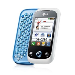 Usuñ simlocka kodem z telefonu LG Linkz C330
