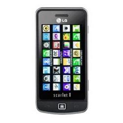 Usuñ simlocka kodem z telefonu LG GM600 Scarlet II