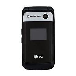 Usuñ simlocka kodem z telefonu LG KG230