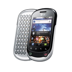 Usuñ simlocka kodem z telefonu LG Optimus Chat C550
