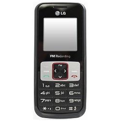Usuñ simlocka kodem z telefonu LG GB160